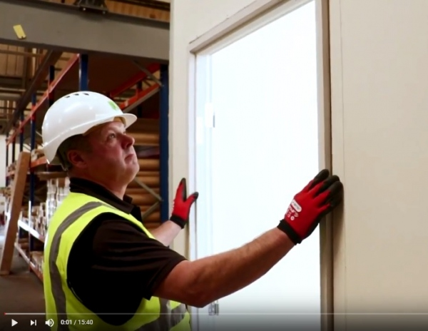 Toolbox Talk Video: Frame Fitting